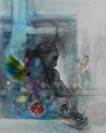maternitc3a0-blu-collage-tecnica-mista-su-tavola-cm-100x100-anno-2002