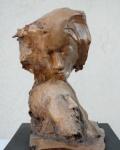 terracotta-dipinta-madre-e-figlio-25x35x40-1996